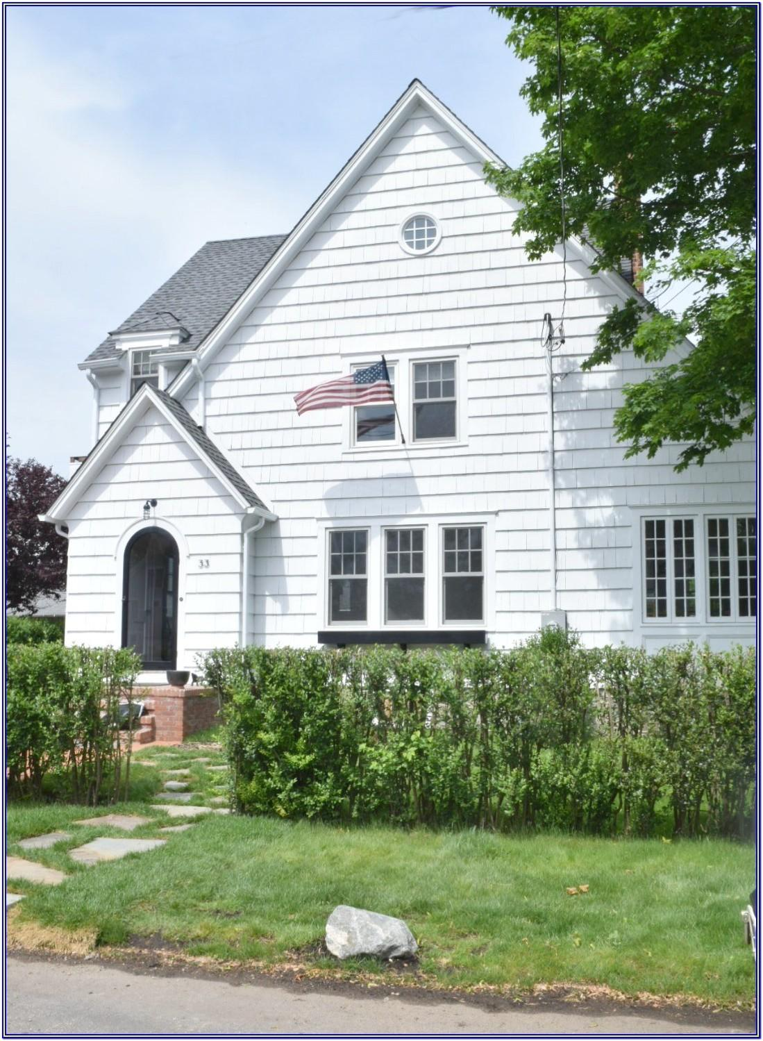 exterior color schemes for homes