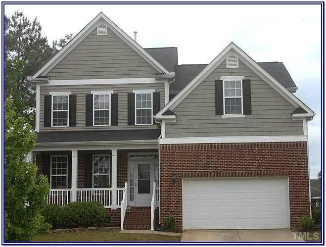 Exterior Color Schemes For Red Brick Houses