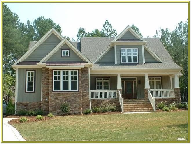 Exterior Colors Of House