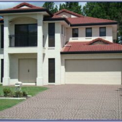 Exterior Colour Schemes For Brick Houses Australia