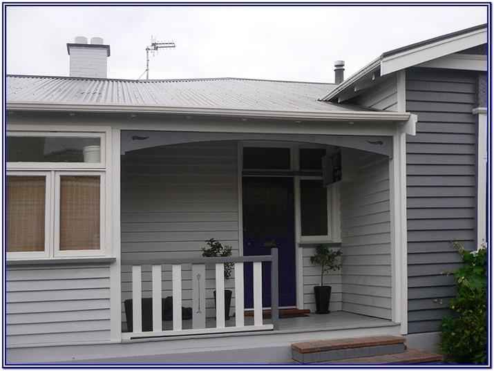 Exterior Colour Schemes Nz