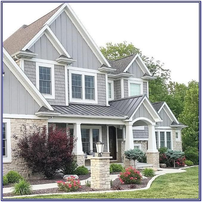 exterior home color ideas gallery