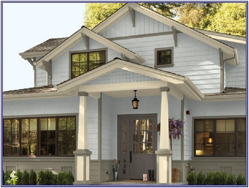 Exterior Home Color Schemes 2019