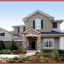 Exterior Home Paint Color Ideas 1
