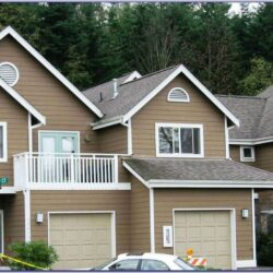 Exterior House Color Combination Ideas In India