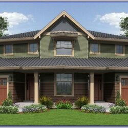 Exterior House Color Schemes 2018