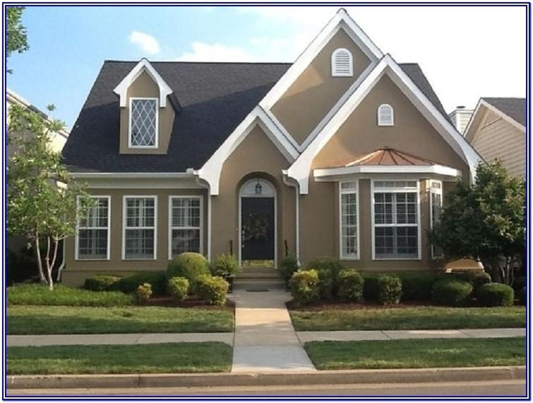 Exterior House Color Schemes Sherwin Williams