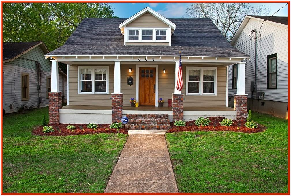 Exterior House Colors That Match Red Brick