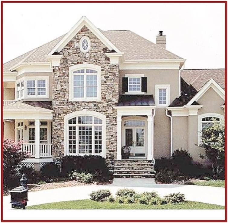 Exterior House Colors With Brown Metal Roof
