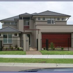 Exterior House Colour Ideas Australia