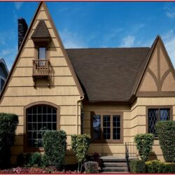 Exterior House Paint Color Inspiration 1