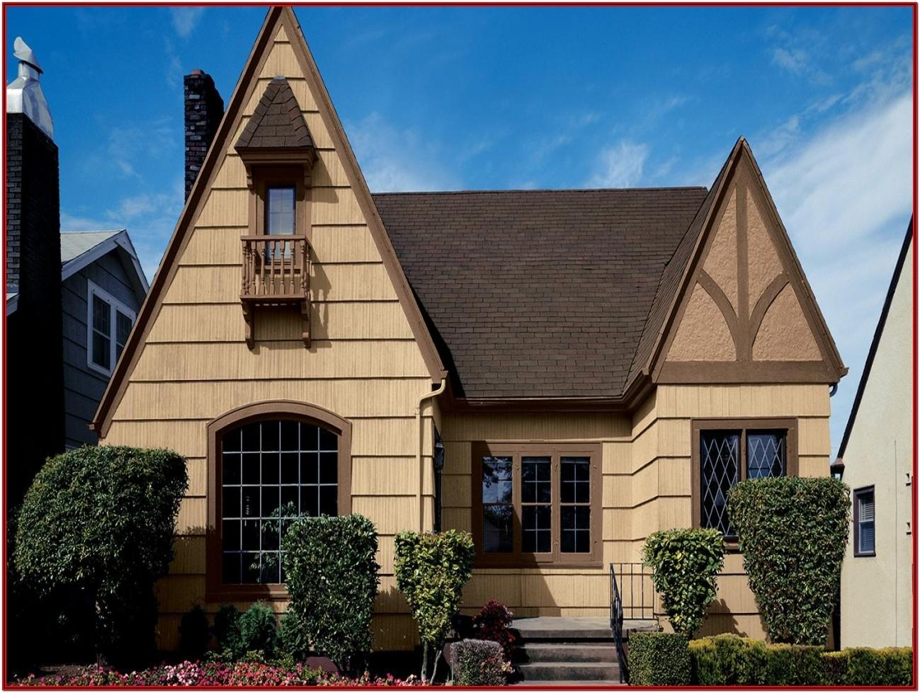 Exterior House Paint Color Inspiration