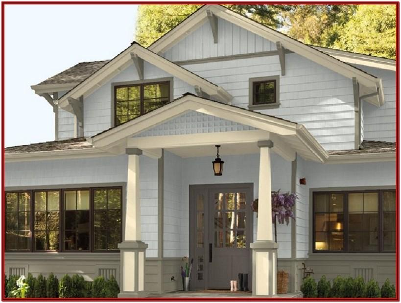 exterior house paint colors 2019
