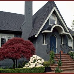 Exterior House Paint Colors Grey