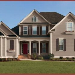 Exterior House Paint Colors Most Popular