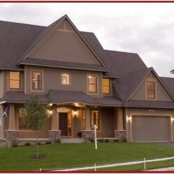 Exterior House Paint Colors Photo Gallery Uk