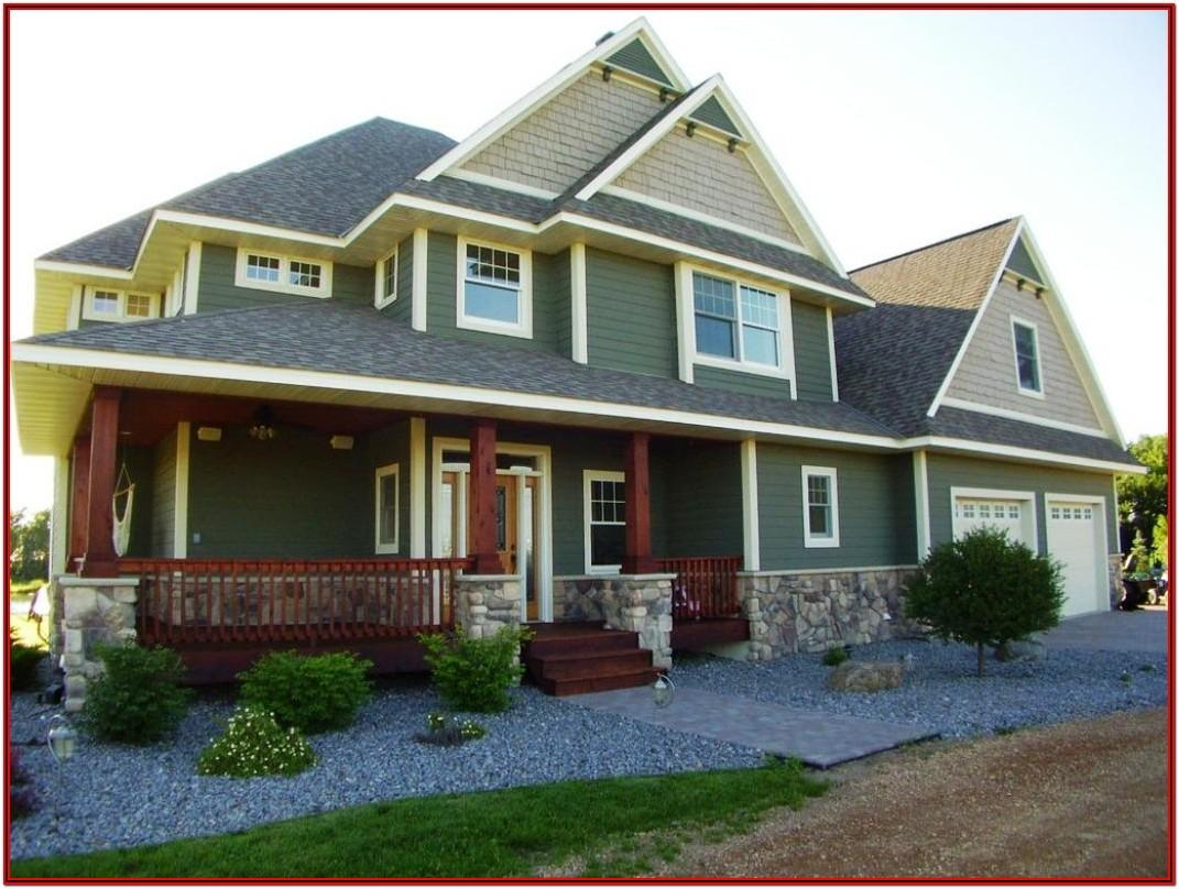 Exterior House Paint Colors Photo Gallery