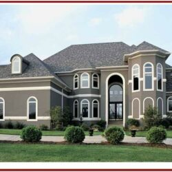 Exterior House Paint Colors Stucco 1
