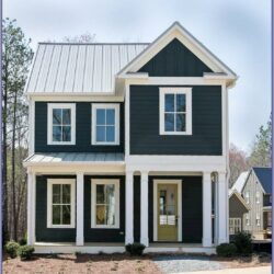Exterior House Paint Colour Ideas