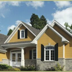 Exterior House Painting Color Ideas 1