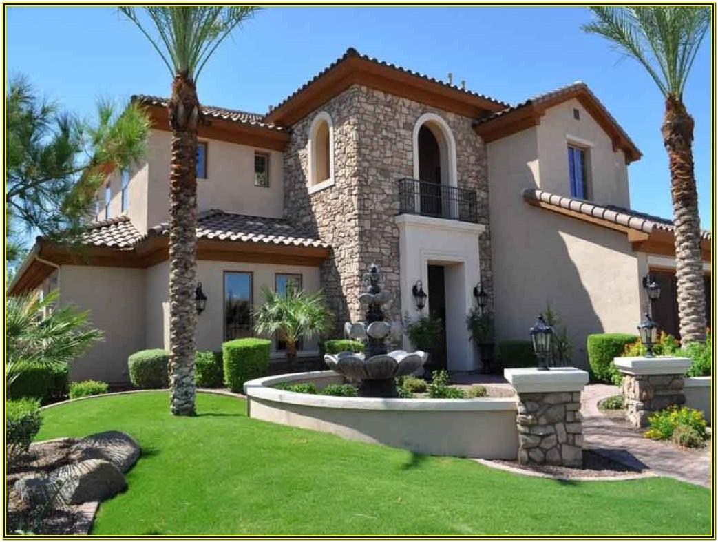 Exterior Paint Color Ideas For Homes