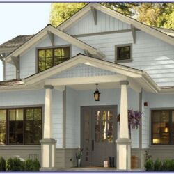 Exterior Paint Color Schemes 2019