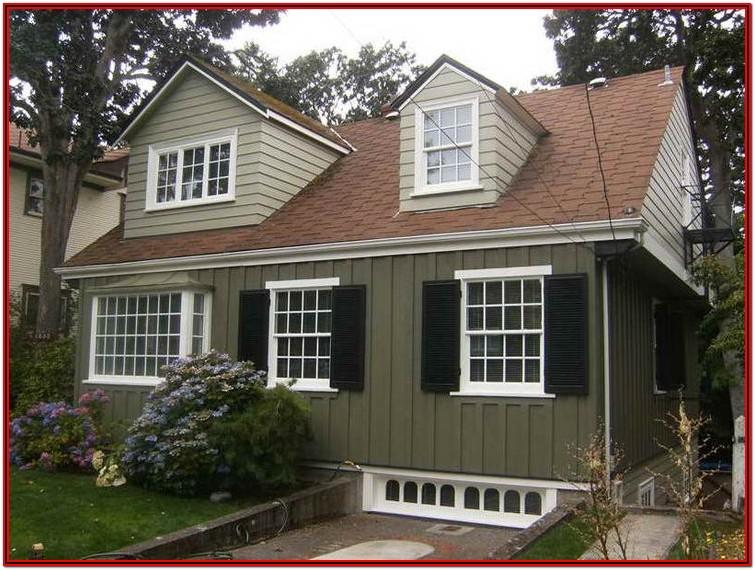 Exterior Paint Colors For Homes With Red Roof