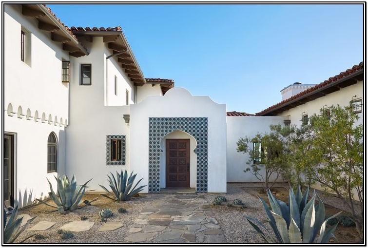 Exterior Paint Colors For Tuscan Homes