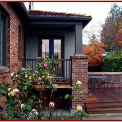 Exterior Paint Colors With Red Brick Pictures