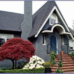 Exterior Paint Colour Combination For Home