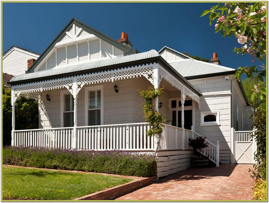 Exterior Paint Colour Schemes For Queenslanders