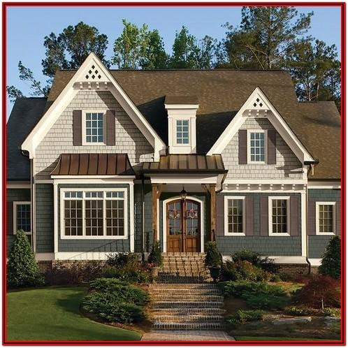 Exterior Paint Colours Ideas Ireland