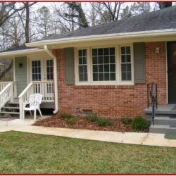 Exterior Paint Schemes For Red Brick Houses