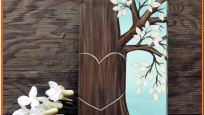 Family Name Painting Ideas