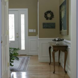 Foyer Paint Colors 2019