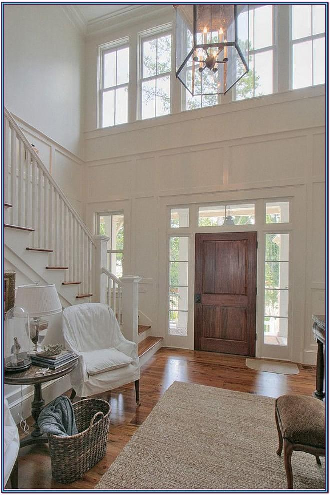 Foyer Paint Colors Sherwin Williams