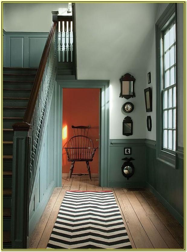 Foyer Wainscoting Paint Ideas