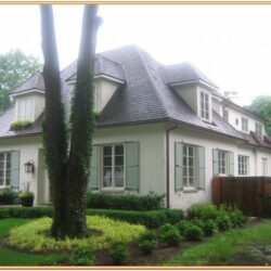 French Country Cottage Exterior Colors 1
