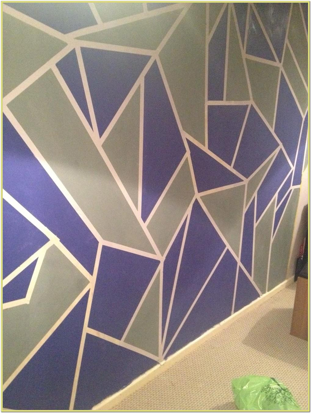 Frog Tape Painting Ideas