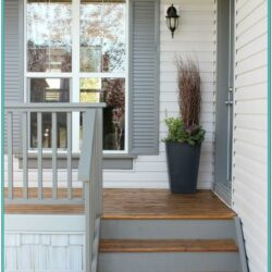 Front Porch Paint Colors