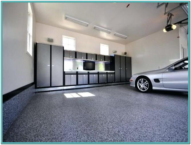 Garage Interior Paint Color Ideas