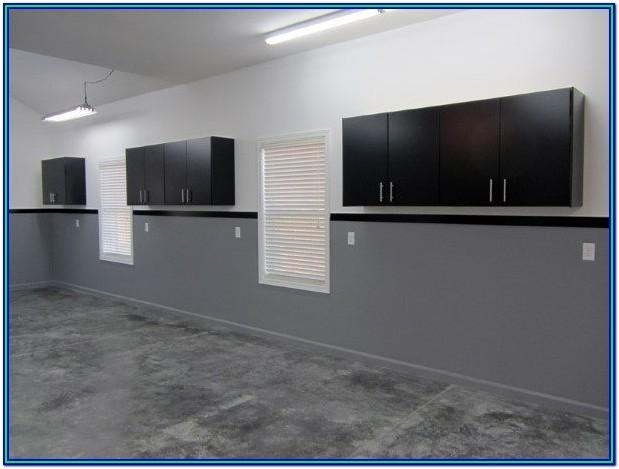 Garage Paint Ideas For Walls