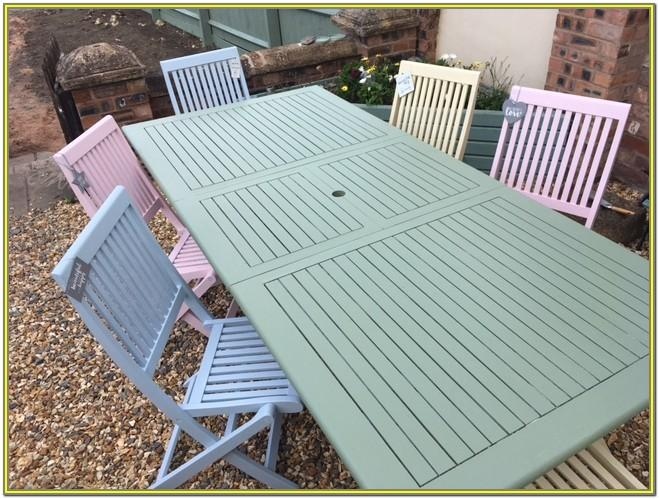 Garden Furniture Paint Colours B&q