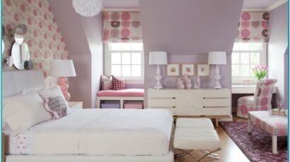 Girl Bedroom Paint Color Ideas