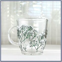 Glass Cup Painting Ideas