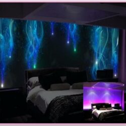 Glow In The Dark Room Paint Ideas