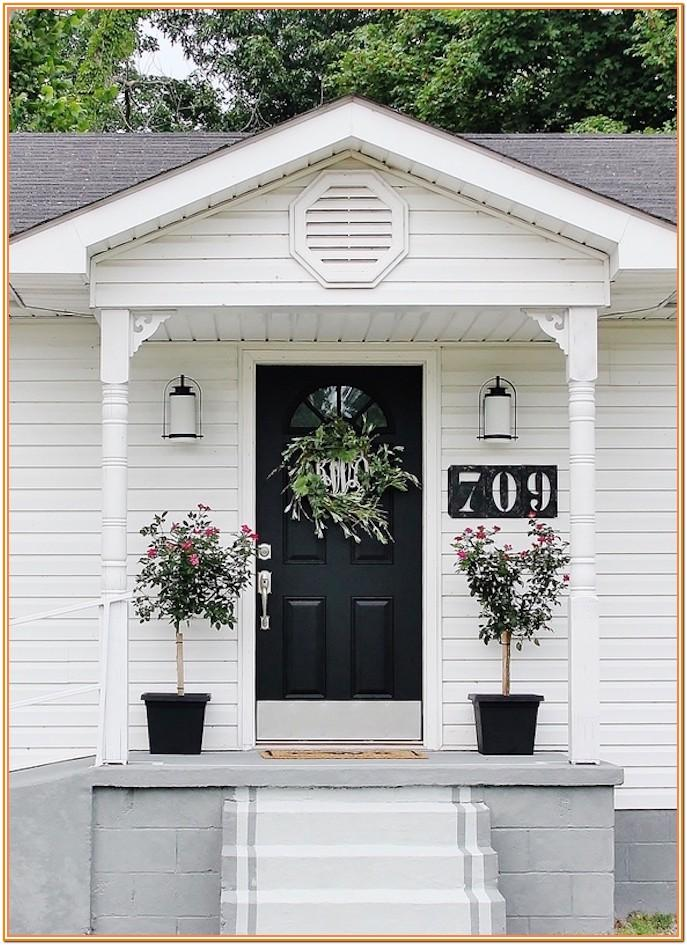 Good Feng Shui Exterior House Colors