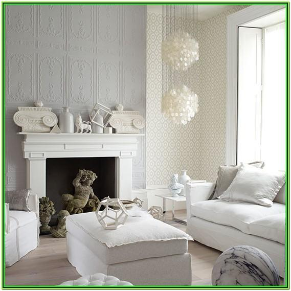 Gray And White Living Room Decor