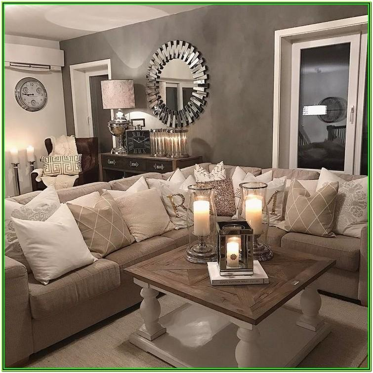 Grey Living Room Decor Ideas 2019