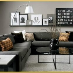 Grey Wall Paint Ideas Living Room